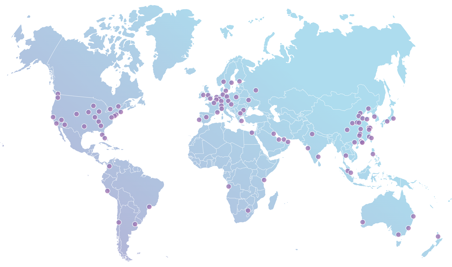 cloudflare map