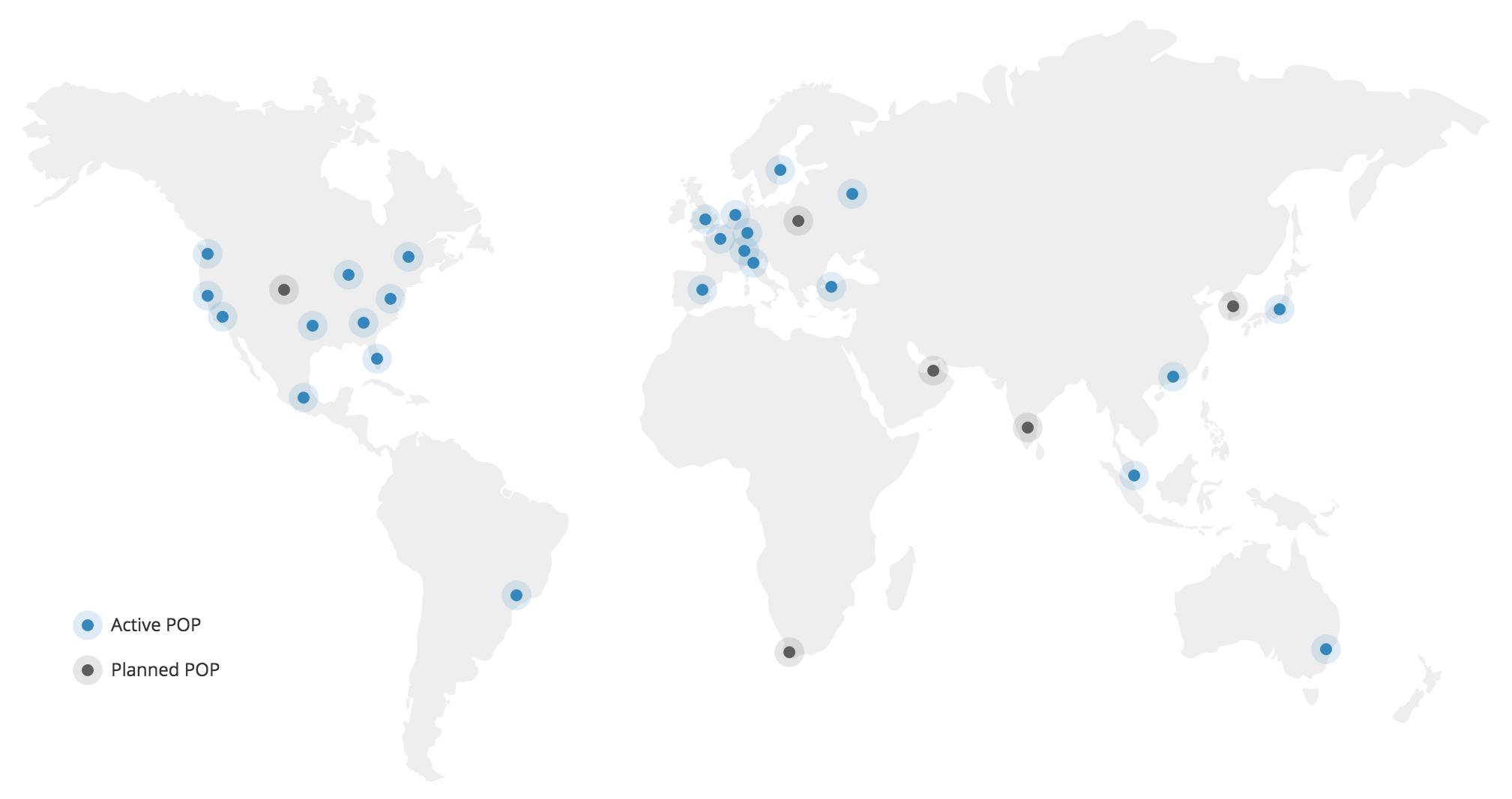 keycdn network